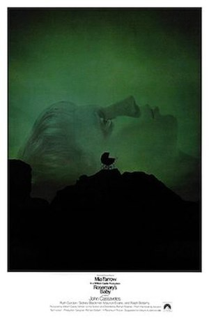 Rosemary's Baby (film) - Theatrical release poster