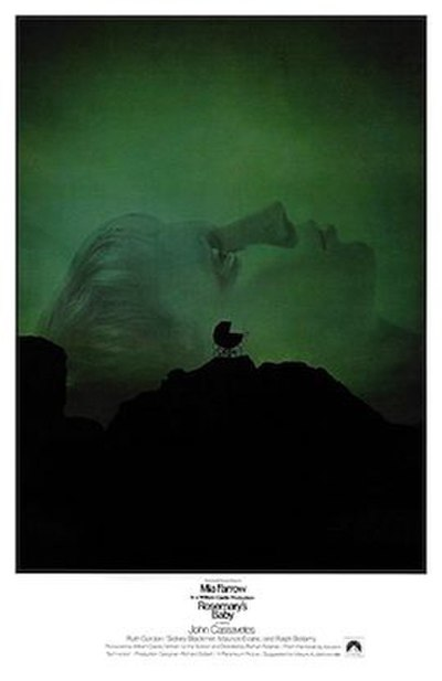 Picture of a movie: Rosemary's Baby