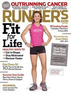<i>Runners World</i> magazine