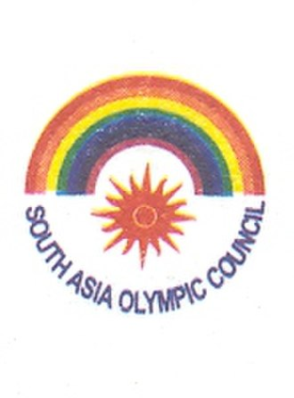 South Asian Games - Image: SAOC