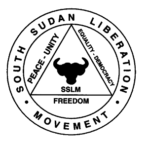 South Sudan Liberation Movement - Image: SPLM Logo WEB