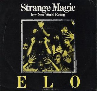 Strange Magic single