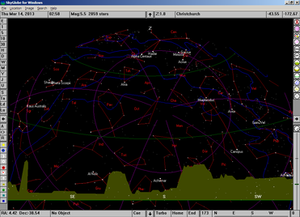 Screenshot of Skyglobe for Windows.png
