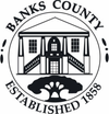 Official seal of Banks County