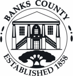 Banks County, Georgia - Image: Seal of Banks County, Georgia
