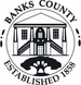 Seal of Banks County, Georgia