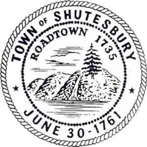 Shutesbury, Massachusetts - Image: Shutesbury MA Seal