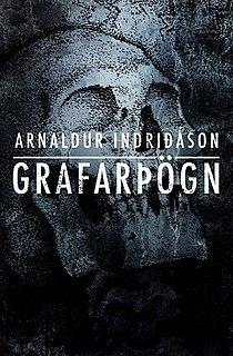 <i>Silence of the Grave</i> 2001 crime novel by Arnaldur Indriðason