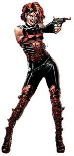 Sin (Marvel Comics) Character from Marvel Comics