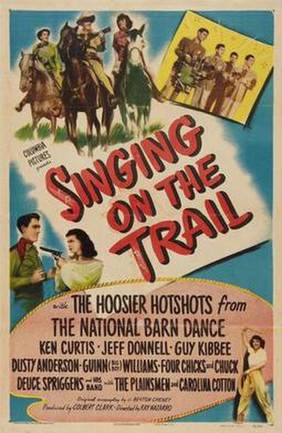 Singing on the Trail