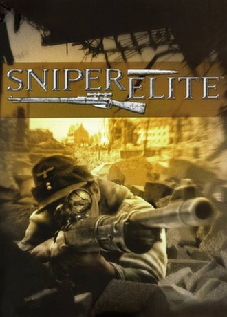Sniper Elite (video game) - Image: Sniper Elite cover art