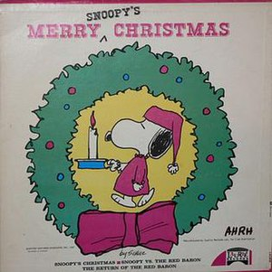 Snoopy and His Friends - Image: Snoopy And His Friends Album Back