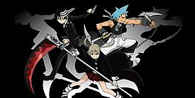 List Of Soul Eater Characters Wikipedia