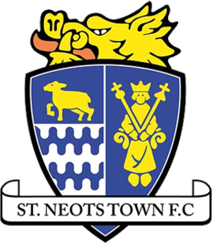 St Neots Town F.C. - Image: St Neots Town F.C. logo