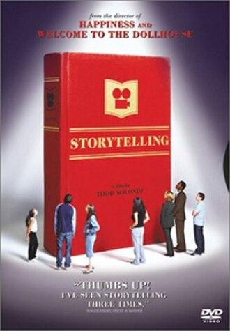 Storytelling (film) - DVD cover
