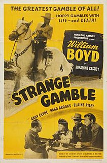 <i>Strange Gamble</i> 1948 film by George Archainbaud