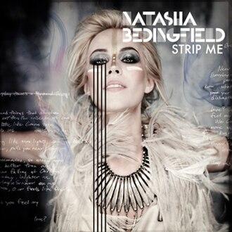 Strip Me - Image: Strip Me (Natasha Bedingfield album cover art)