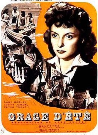 Summer Storm (1949 film) - Image: Summer Storm (1949 film)