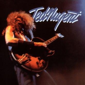 Ted Nugent (album) - Image: Ted nugent album cover