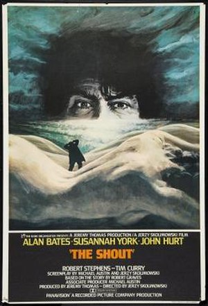 The Shout - Theatrical release poster