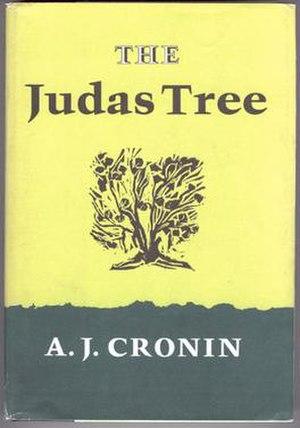The Judas Tree - First US edition
