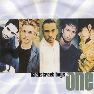 The One (Backstreet Boys song) - Image: The One BSB