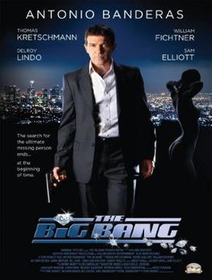 The Big Bang (2011 film) - 2010 Movie Poster
