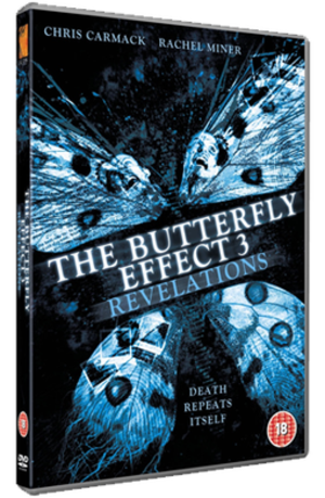 The Butterfly Effect 3: Revelations - DVD cover