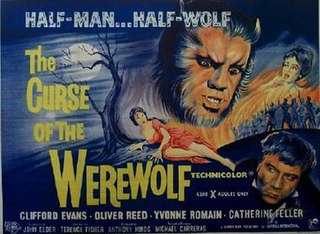 <i>The Curse of the Werewolf</i> 1961 film by Terence Fisher