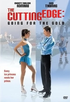 The Cutting Edge: Going for the Gold - DVD cover