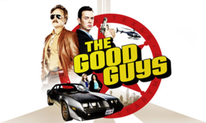 The Good Guys promotional logo
