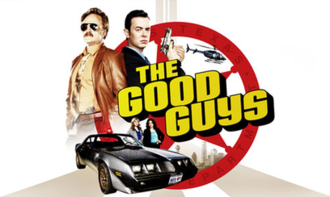 """The Good Guys (2010 TV series) - """"The Good Guys"""" promotional image"""