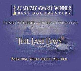 <i>The Last Days</i> 1998 film by James Moll