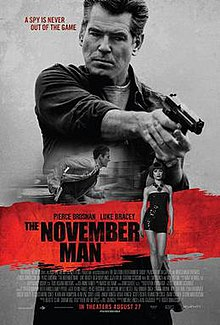 The November Man (2014) free full movie torrent download