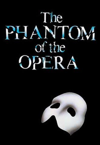 The Phantom of the Opera (1986 musical) - Poster