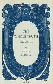 <i>The Whole Truth</i> (play)