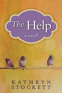 <i>The Help</i> Novel byKathryn Stockett