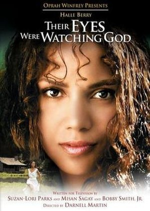 Their Eyes Were Watching God (film) - Image: Their Eyes Were Watching God (DVD cover)