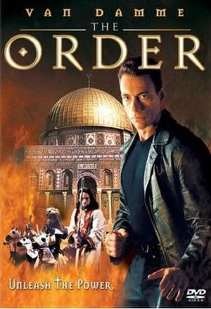 The Order (2001 film) - DVD cover