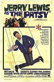 <i>The Patsy</i> (1964 film) 1964 film