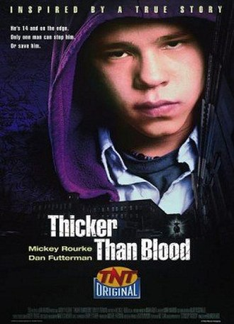 Thicker Than Blood (film) - Film poster