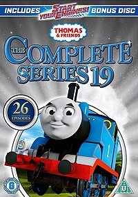 Thomas friends series 19 wikipedia thomas friends series 19 dvdg thecheapjerseys Image collections