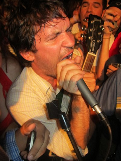 Picture of a band or musician: Tim Kasher