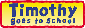 Timothy Goes to School - Image: Timothy Goes to School Logo