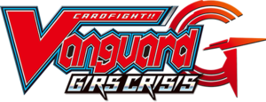 Cardfight!! Vanguard G: GIRS Crisis - Image: Title of Cardfight!! Vanguard G GIRS Crisis