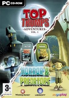 <i>Top Trumps Adventures: Horror and Predators</i>