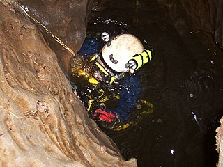 Cave Diving Group UK based cave diver training and certification agency