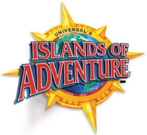 Islands of Adventure - Universal's Islands of Adventure logo