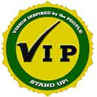 Vision Inspired by the People - Image: VIP Belize logo