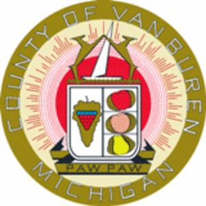 Van Buren County, Michigan - Image: Van Buren County, Michigan (seal)